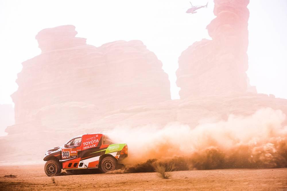 Dakar 2021 : une journée pour rien