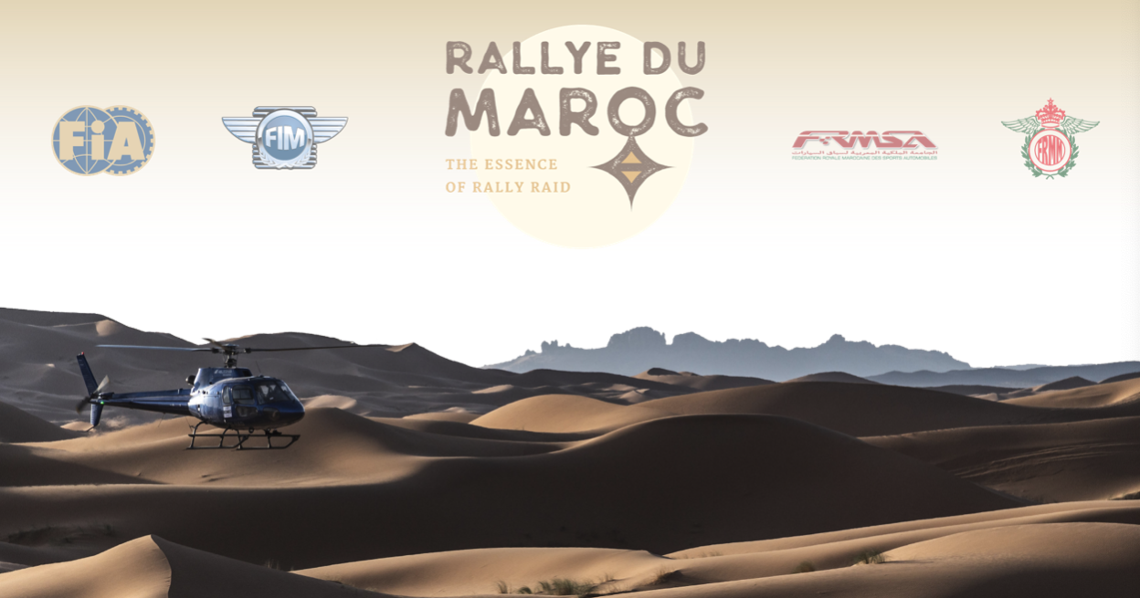 Le Rallye du Maroc 2021 en préparation