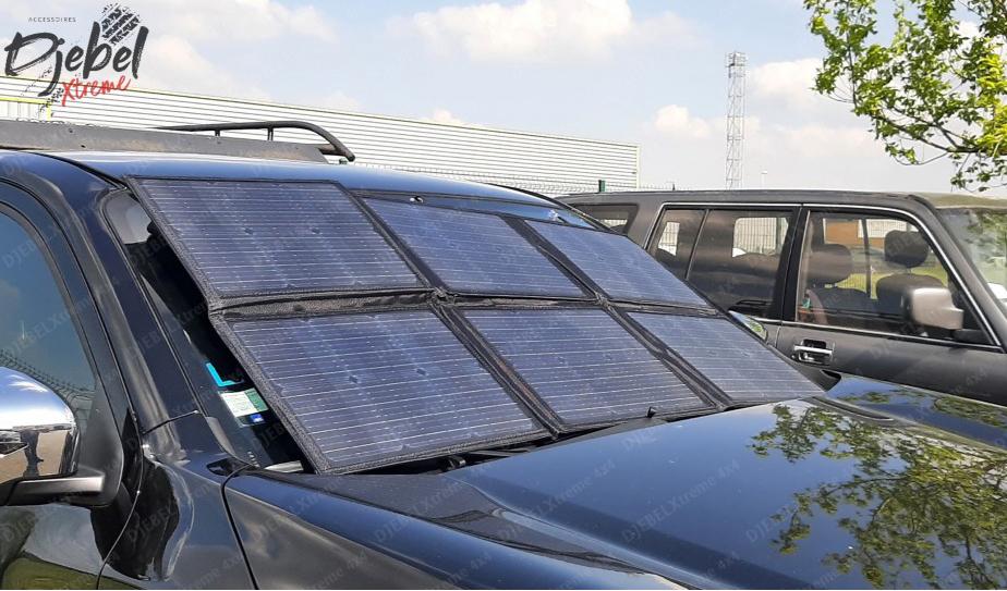 Panneau solaire pliable Djebel Xtreme