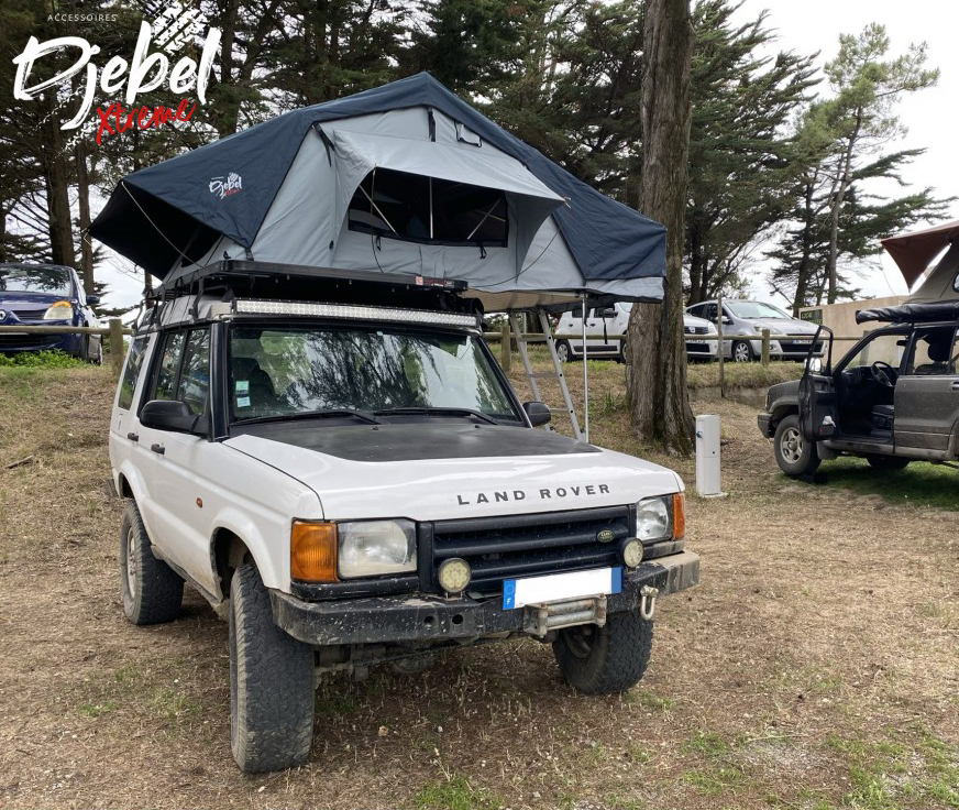 Les nouvelles tentes Djebel Xtreme en vidéo
