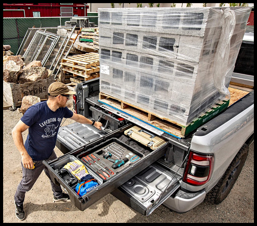 Les tiroirs Decked sont chez Equip'raid