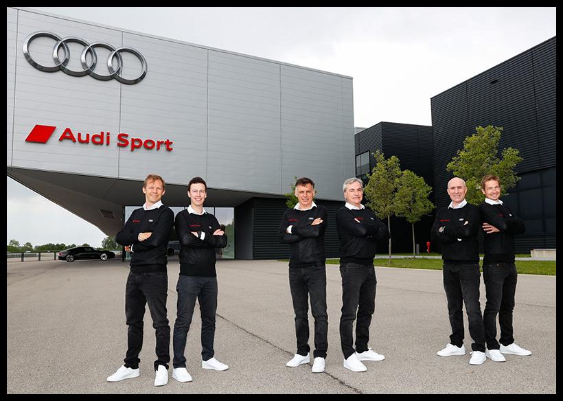 La Dream Team Audi au Dakar 2022