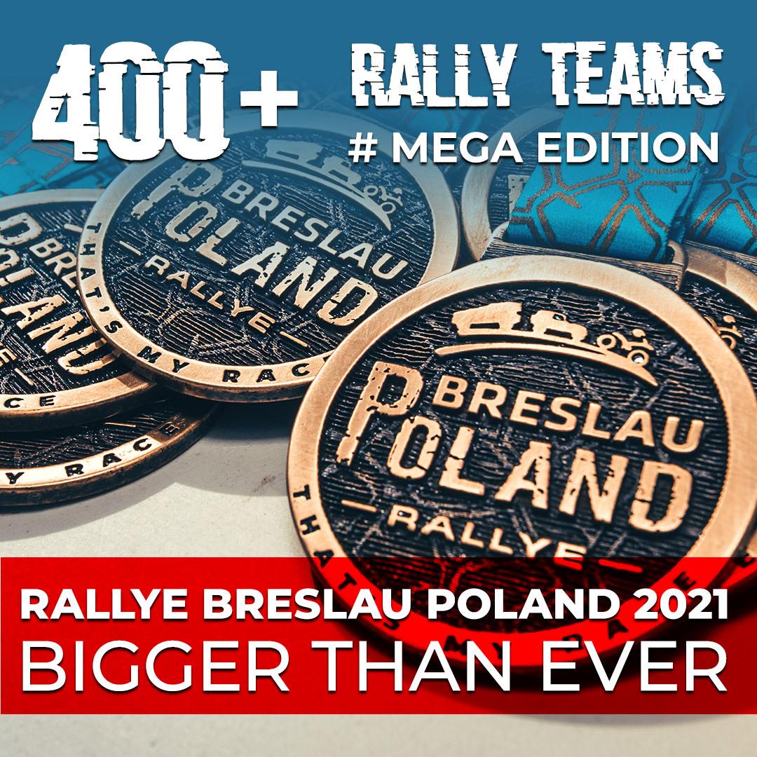 Plus de 400 concurrents au Breslau 2021