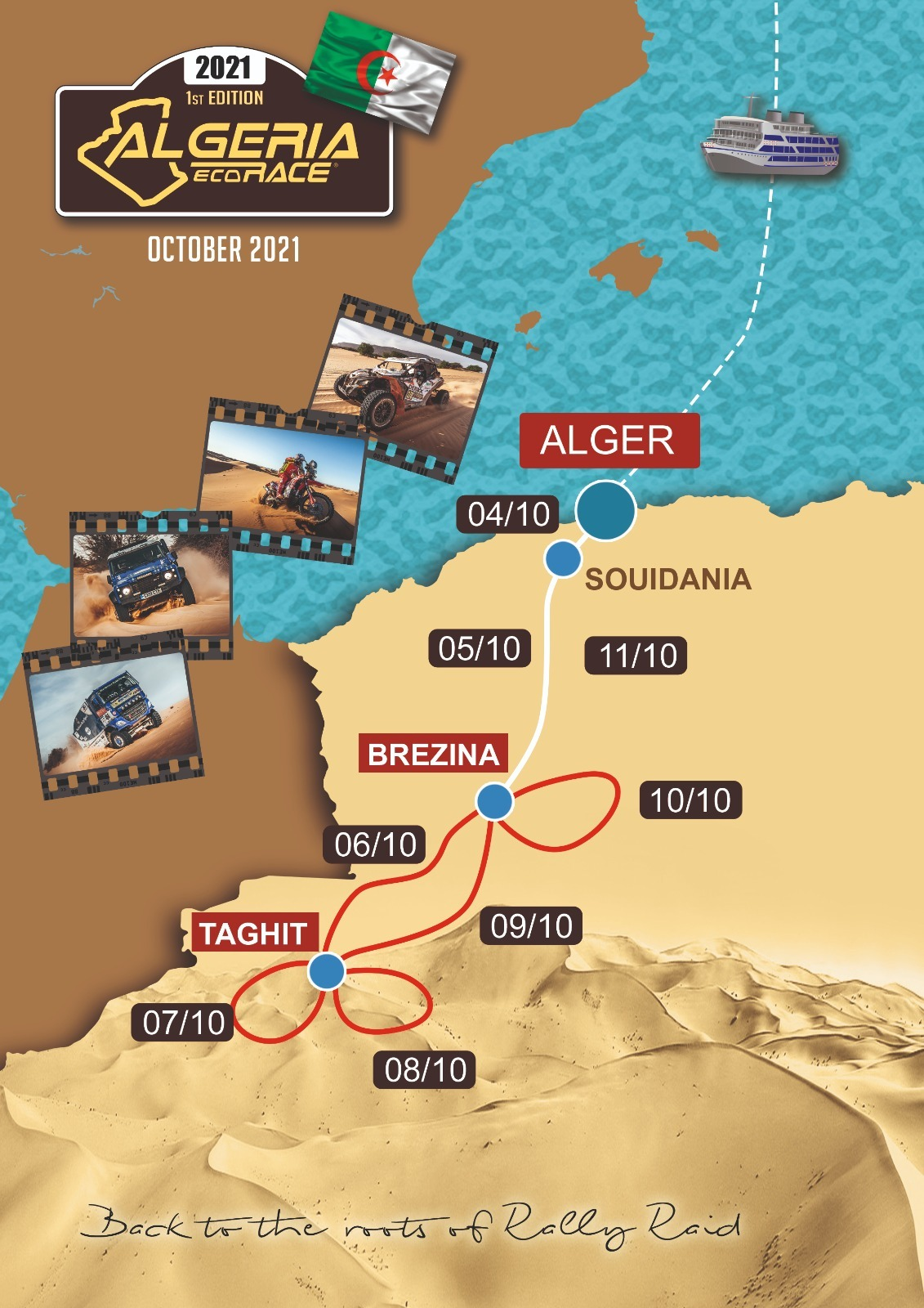 Algéria Eco Race 2021
