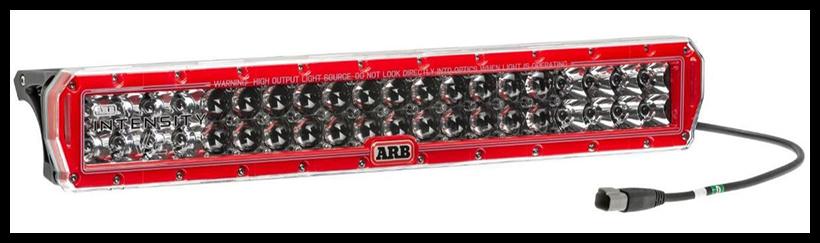 ARB lance bientôt une nouvelle barre leds
