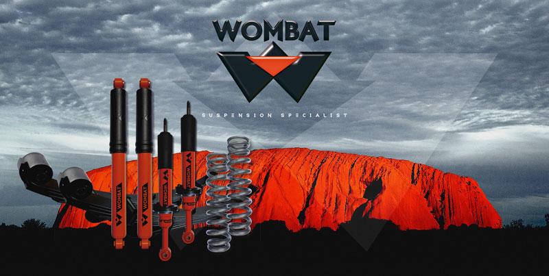 Rehaussez votre pick-up avec Wombat