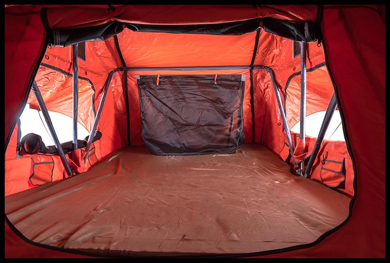 Les nouvelles tentes Equip'addict sont arrivées