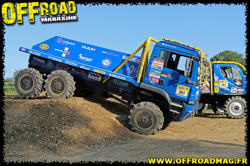 Europa Truck Trial IDF 2021 : les photos