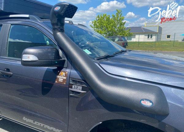 Un snorkel pour les derniers Ford Ranger