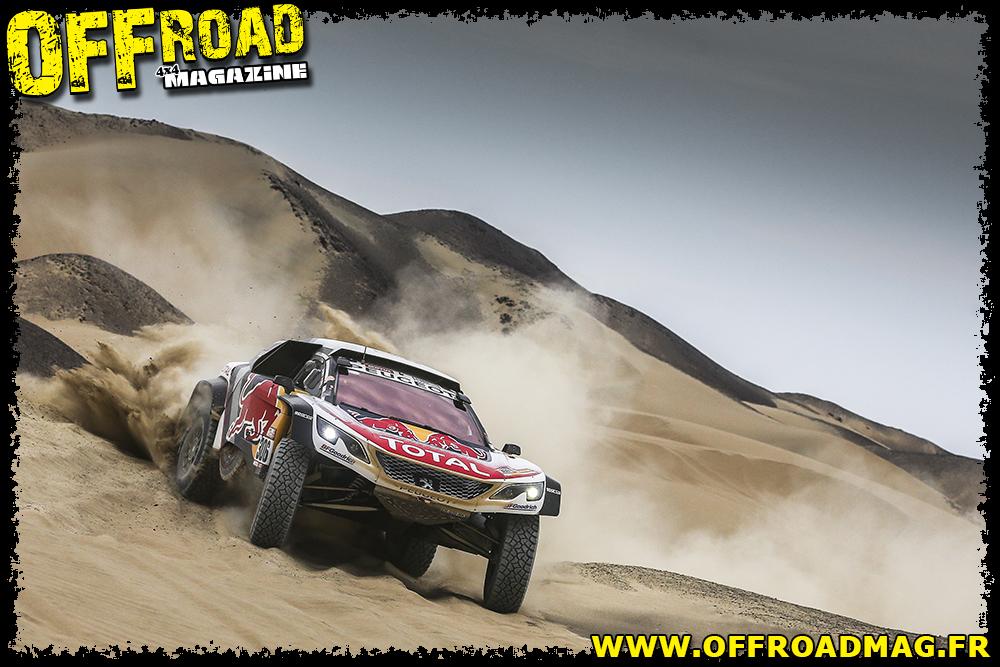 Le Dakar 2018
