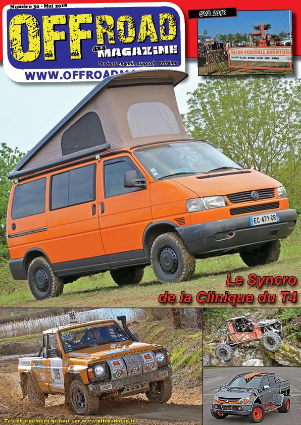 Offroad 4x4 magazine n°30