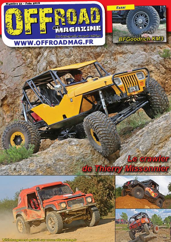 Offroad 4x4 magazine n°31