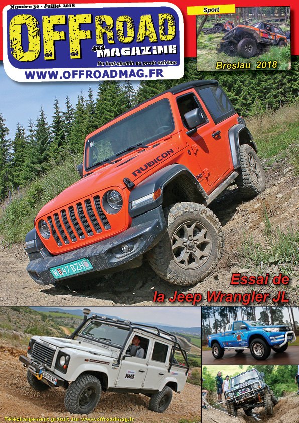 Offroad 4x4 magazine n°32