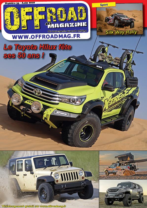 Offroad 4x4 magazine n°33
