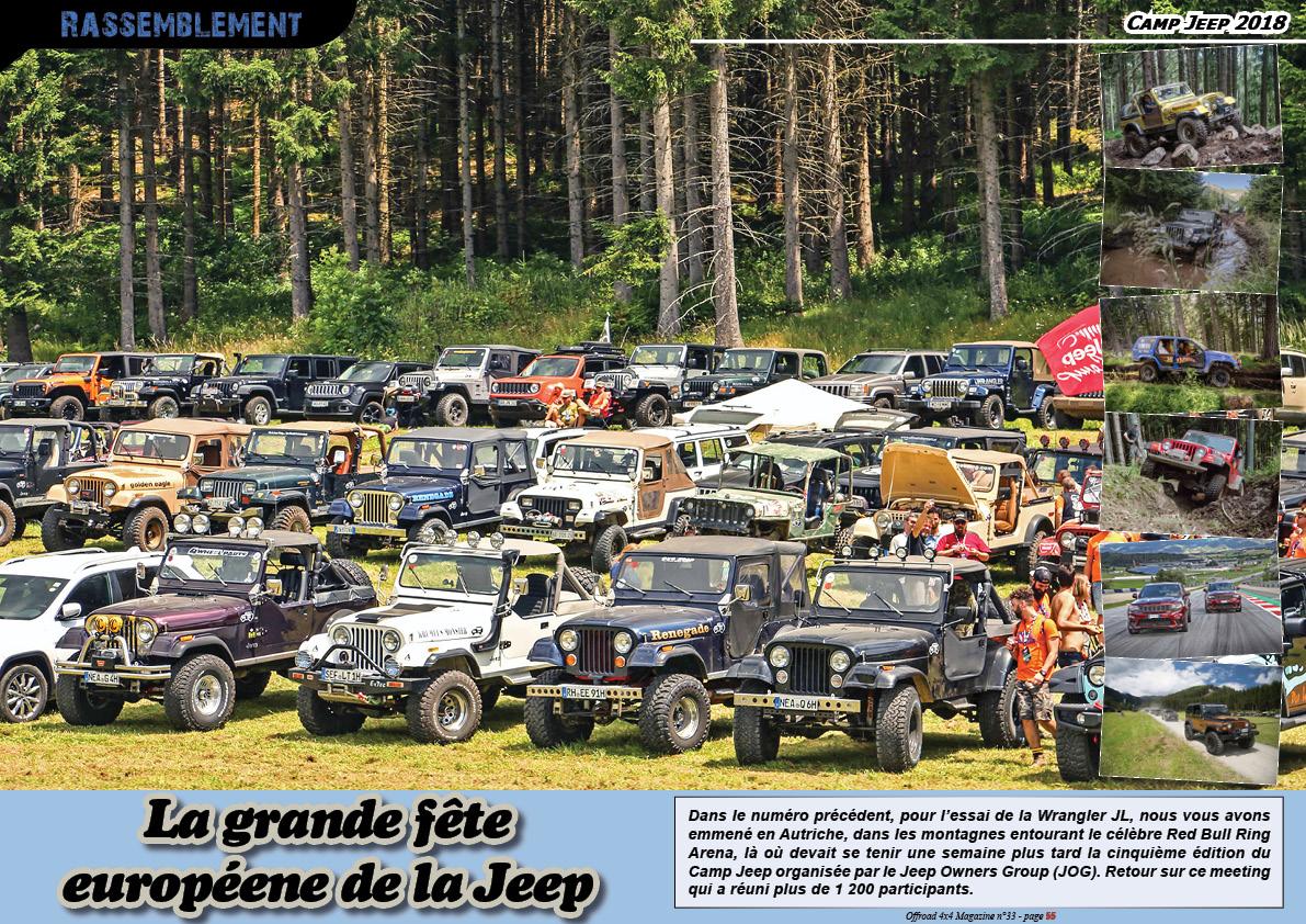 le Camp Jeep 2018