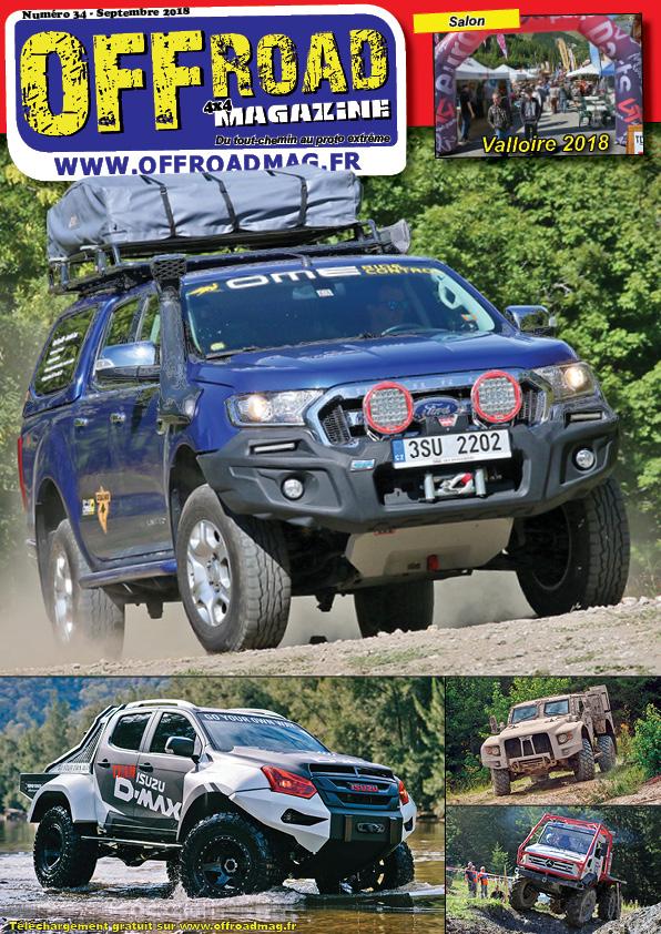 Offroad 4x4 magazine n°34