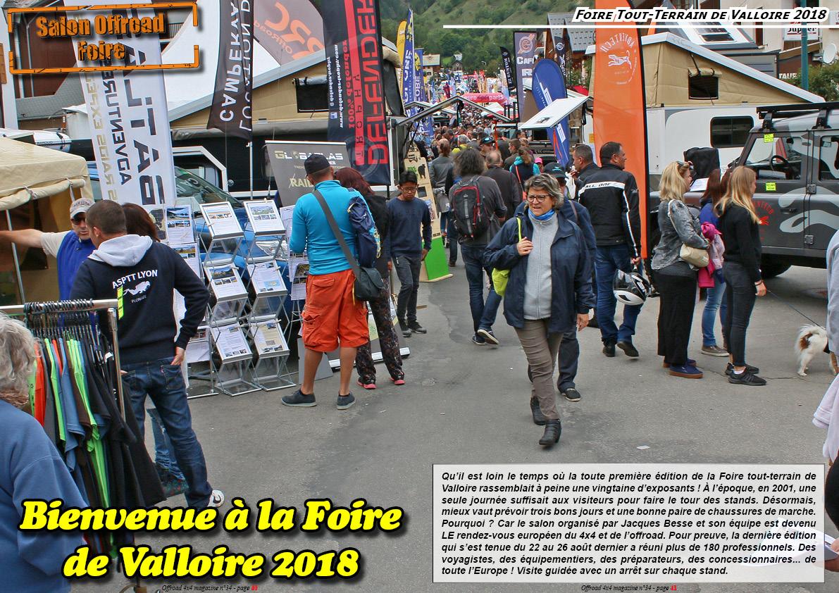 la Foire Tout-Terrain de Valloire 2018