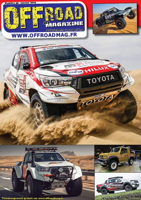 Offroad 4x4 magazine n°38