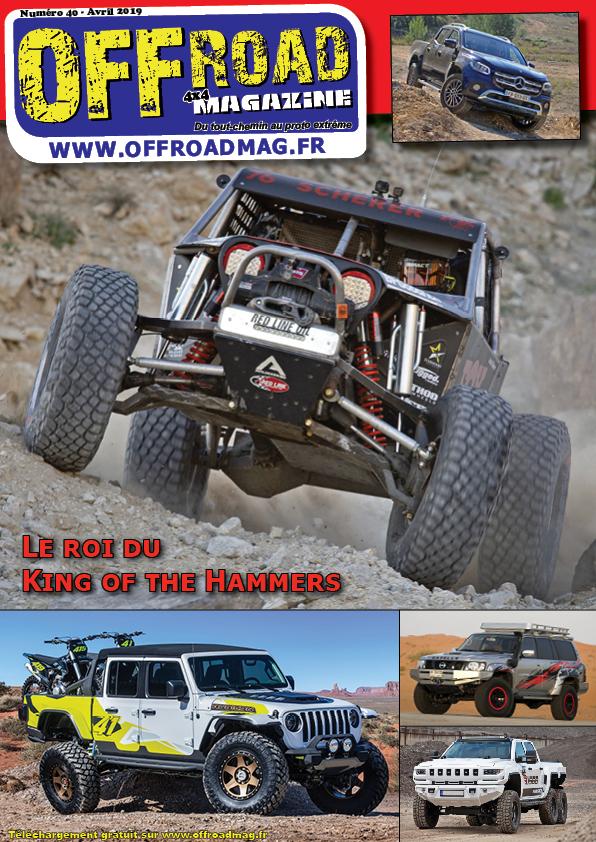 Offroad 4x4 magazine n°40