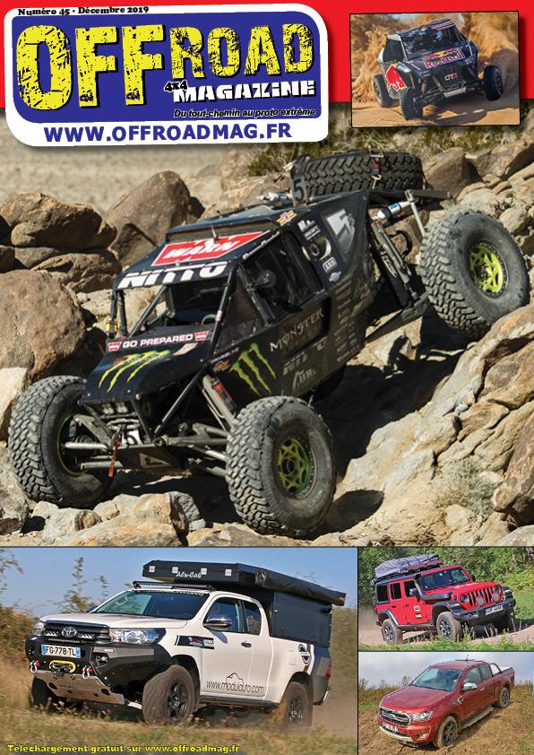 Offroad 4x4 magazine n°45