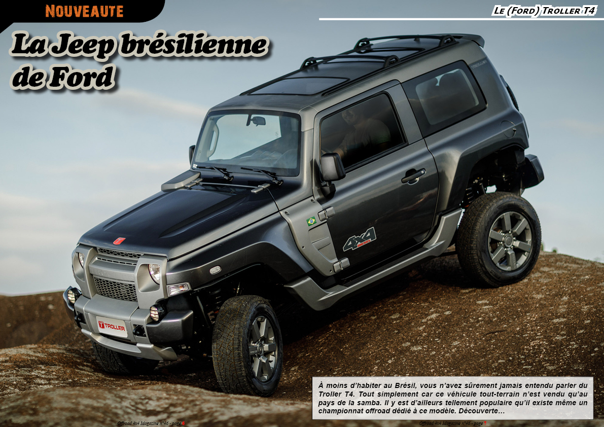 Le ( Ford ) Troller T4