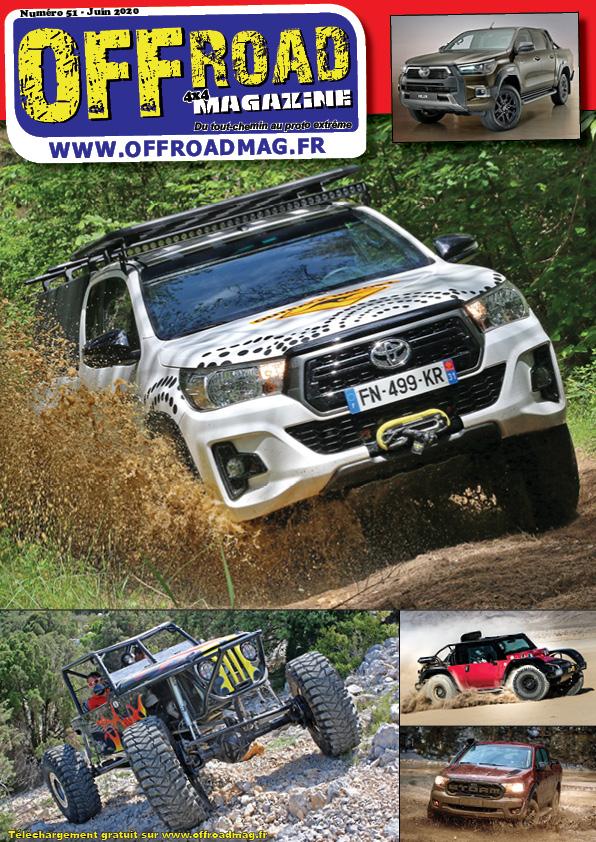 Offroad 4x4 magazine n°51 - le magazine 4x4 totalement gratuit