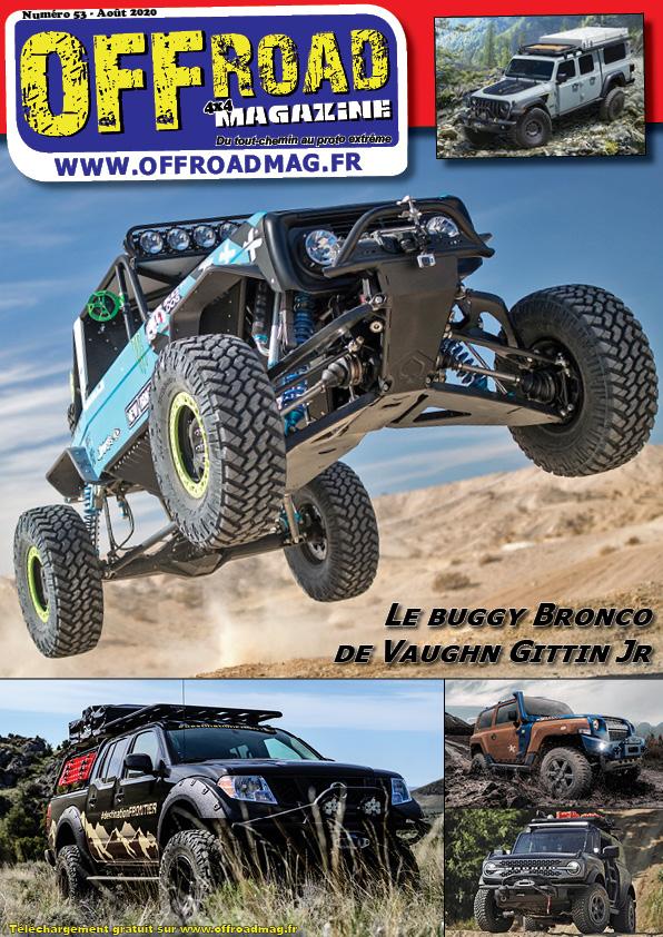 Offroad 4x4 magazine n°53 - le magazine 4x4 totalement gratuit