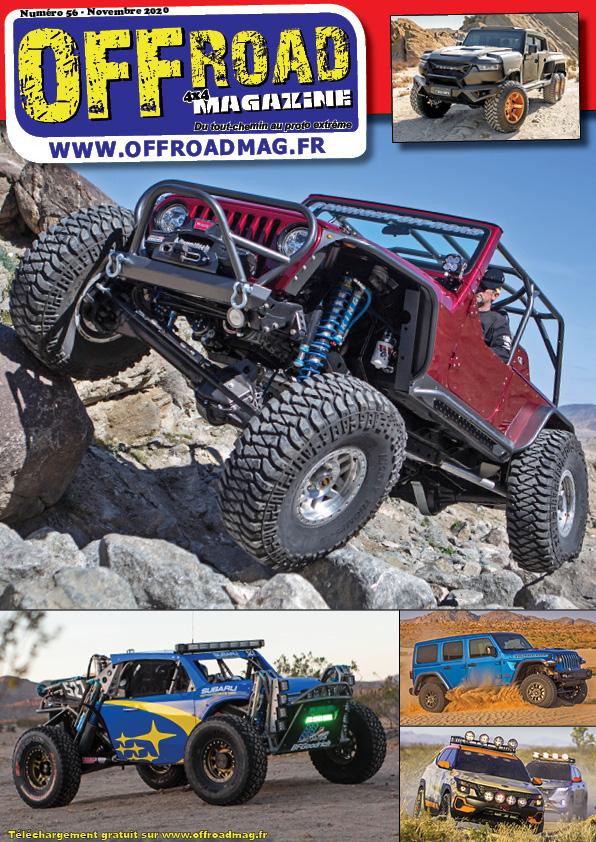 Offroad 4x4 magazine n°56 - le magazine 4x4 totalement gratuit