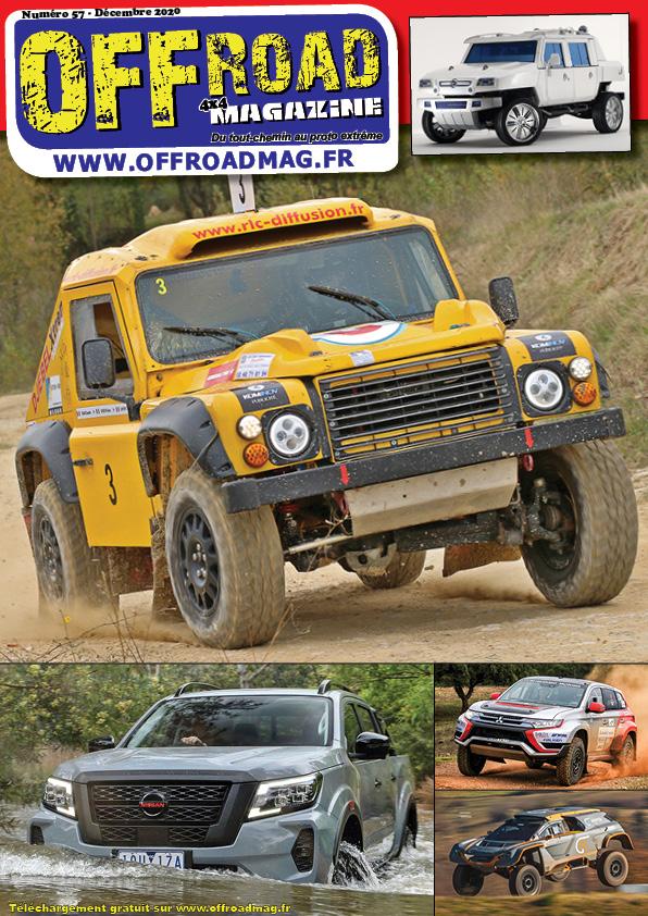 Offroad 4x4 magazine n°57 - le magazine 4x4 totalement gratuit