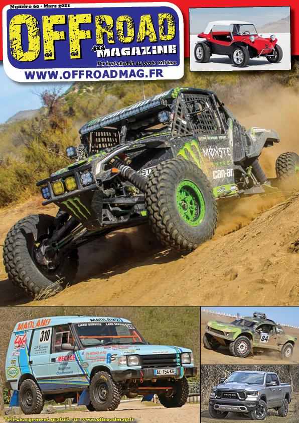 Offroad 4x4 magazine n°60 - le magazine 4x4 totalement gratuit