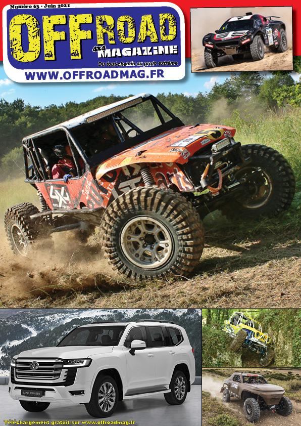 Offroad 4x4 magazine n°623 - le mag 4x4 totalement gratuit