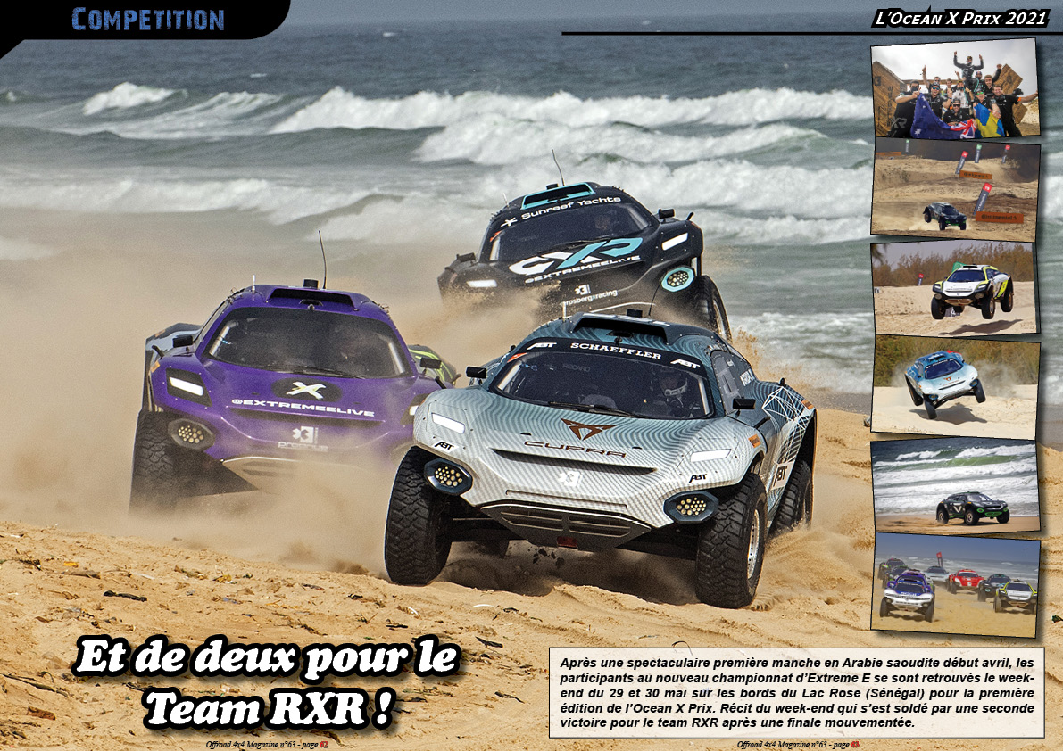 l'Ocean X Prix 2021
