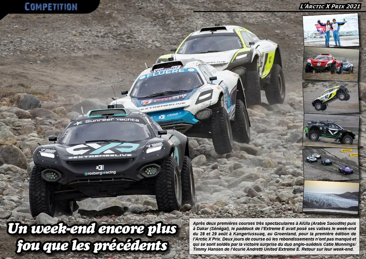 L'Arctic X Prix 2021