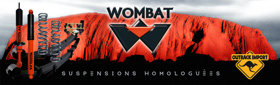 Suspension Wombat